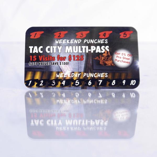 Multi-Pass 15 Entries